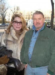 Catherine Deneuve et Yann-Ber Tillenon, 2009http f