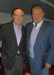 Jean-Franc¦ºois Kahn et Yann-ber Tillenon Ke¦érvreizh
