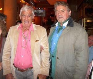 Visite sympathique de Yann-Baol , Jean-Paul Belmon