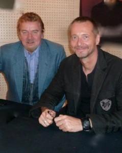 Yann-Ber Tillenon avec Joseph Mace¦ü-Scaron http fr