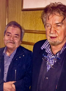 TILLENON à Kêrvreizh avec le compositeur Masahiro OTANI