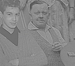 Morvan Marchal et Yann-Ber.